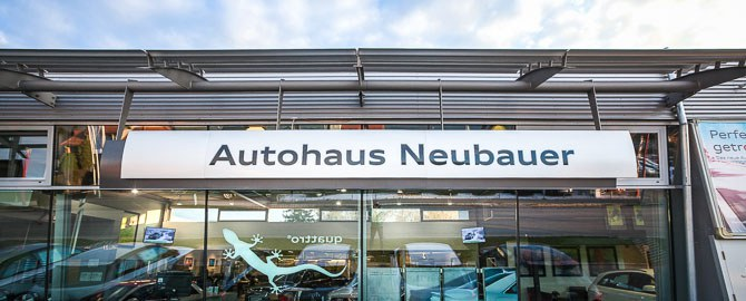 Autohaus Neubauer